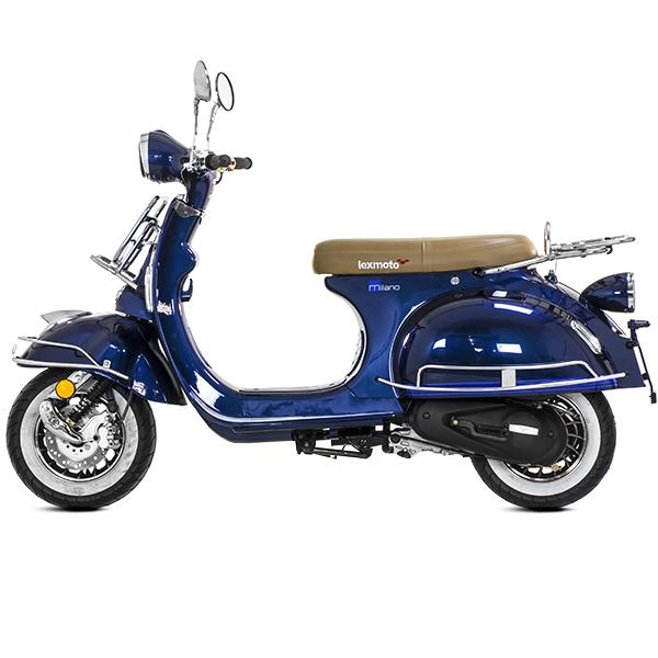 Lexmoto | Milano 125 | FT125T-27 | 125cc Scooters | Learner
