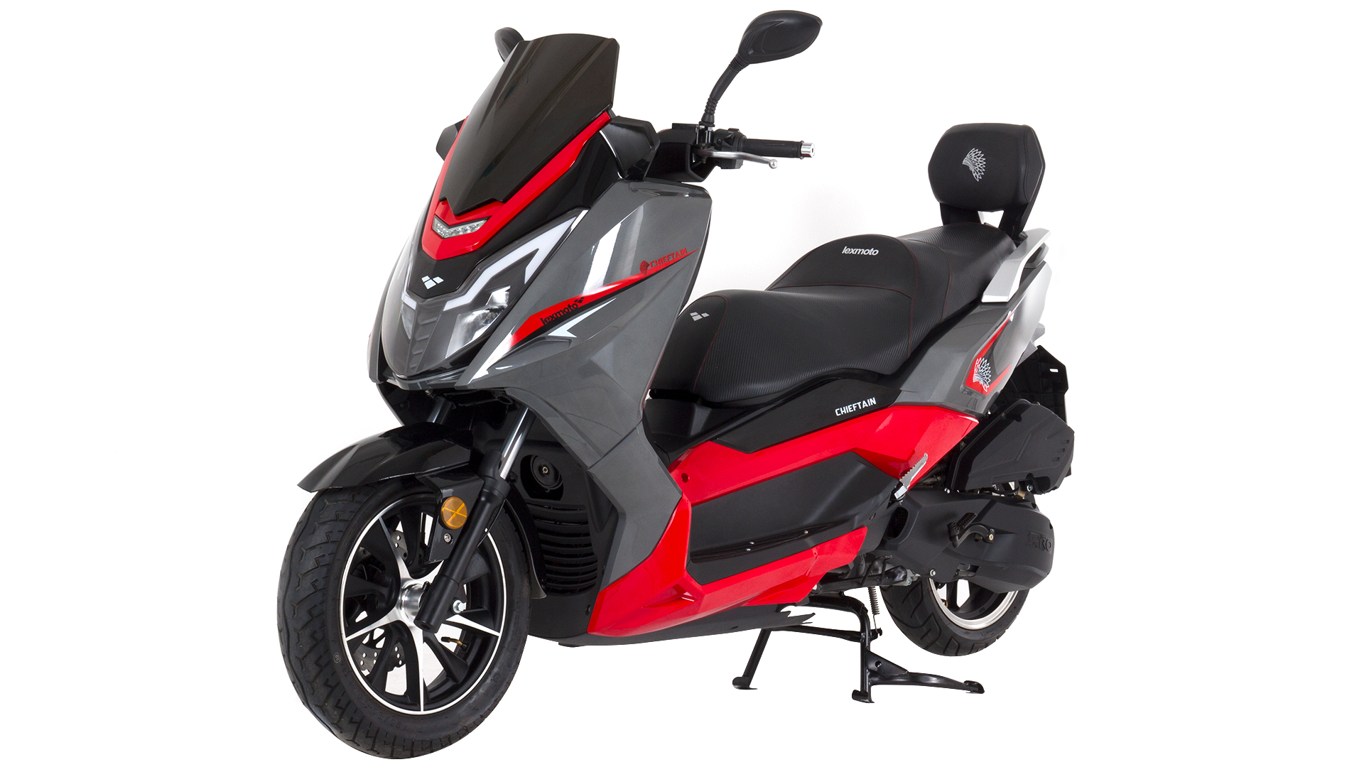 lexmoto chieftain 125 td125t 15 lexmoto scooters. Black Bedroom Furniture Sets. Home Design Ideas
