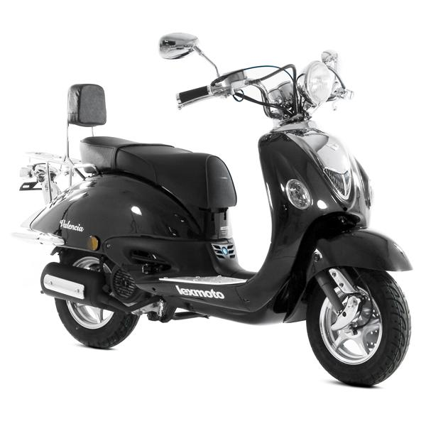 lexmoto valencia 125 zn125t k znen scooters 125cc. Black Bedroom Furniture Sets. Home Design Ideas