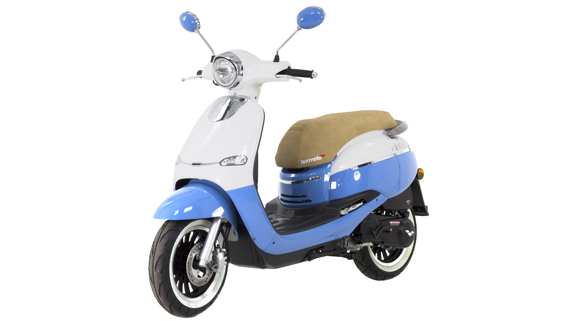 lexmoto valletta 125 zn125t y znen scooters 125cc. Black Bedroom Furniture Sets. Home Design Ideas