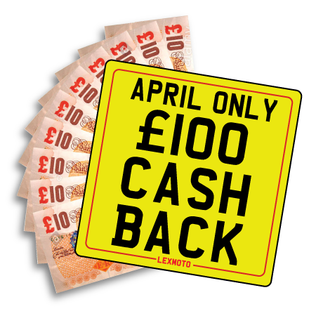April Cashback Offer 2017