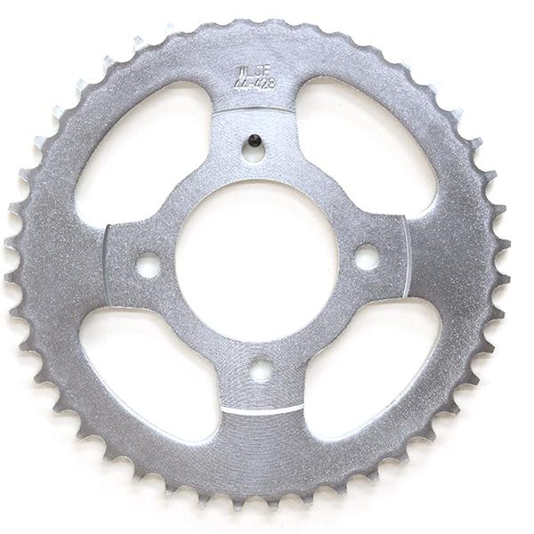 Lextek Rear Sprocket 428-44T 4 Bolt Fixing