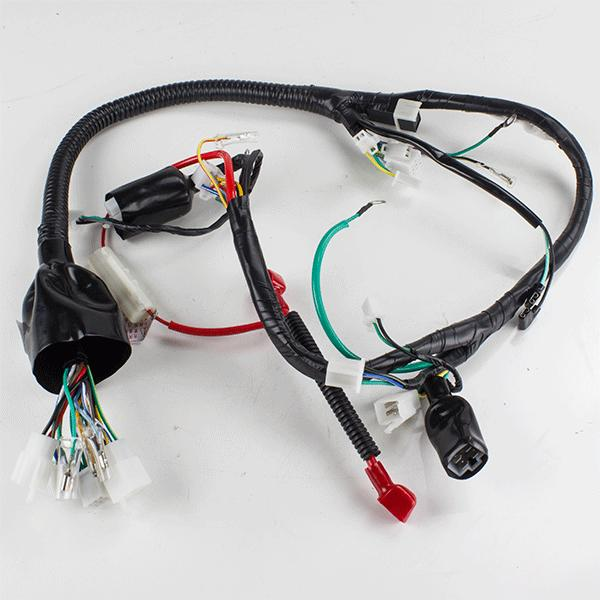 Mini Chopper Wiring Diagram For Coil As Well As Chinese Atv Wiring