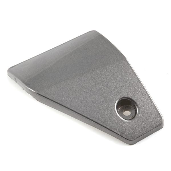 Silver Right Brake Master Cylinder Cover