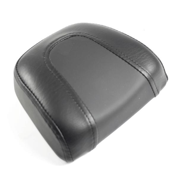 Back Rest Pad Black