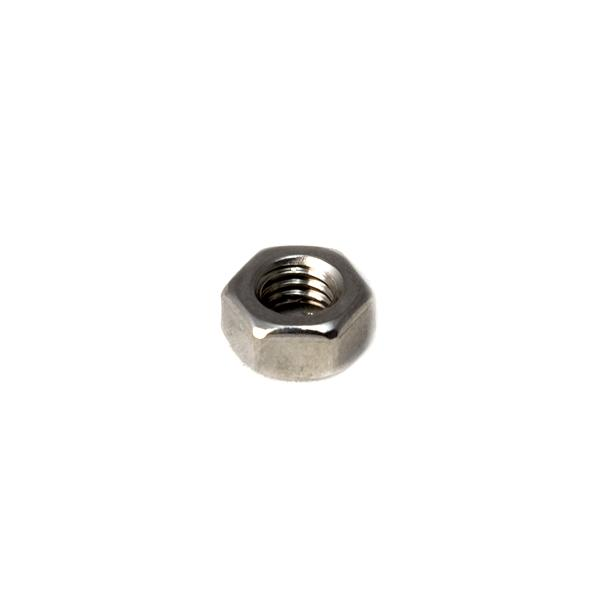 Hexagon Nut M6 Stainless Steel A2