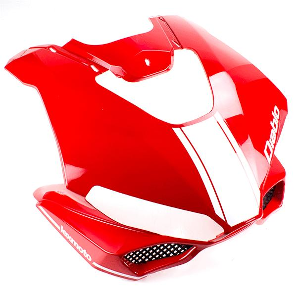 Headlight Panel Red