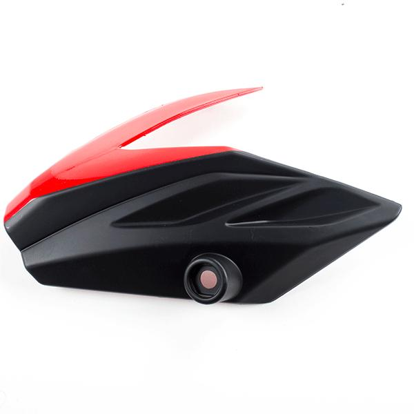 Right Headlight Panel Red