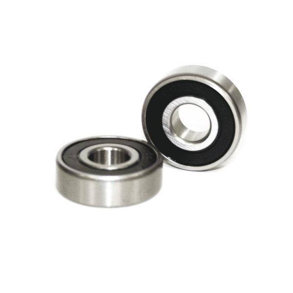 Single Wheel Bearing 6004 2RS 20x42x12mm