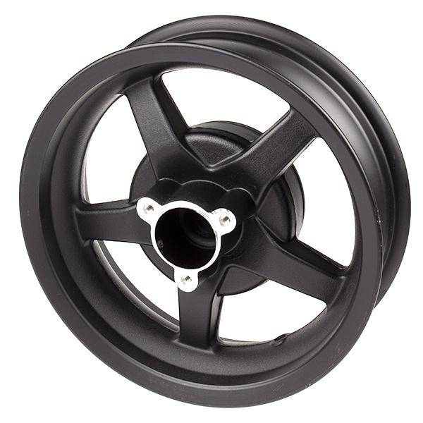 Black Scooter Wheel