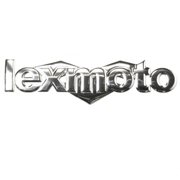 Chrome Lexmoto Sticker