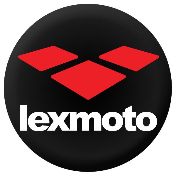 Lexmoto Sticker 47.5mm