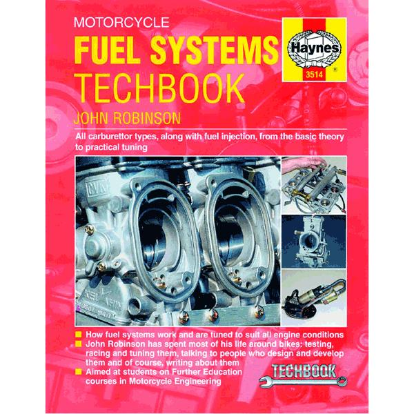 Motorcycle Fuel Systems TechBook 3514