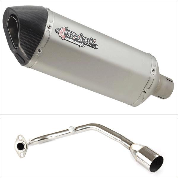 Lextek SP1 Exhaust System