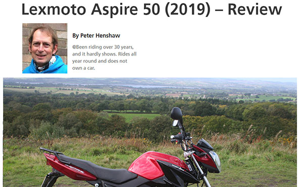 Bennetts Aspire 50 Review