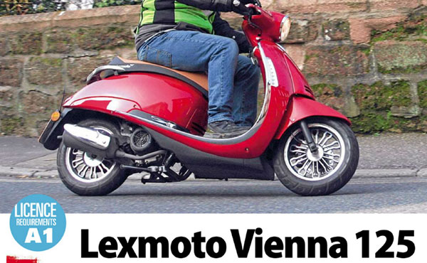 Lexmoto Vienna: First Ride