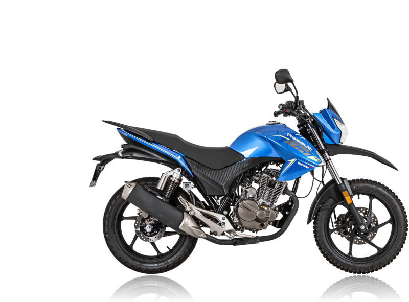 Lexmoto Assault 125 EFI