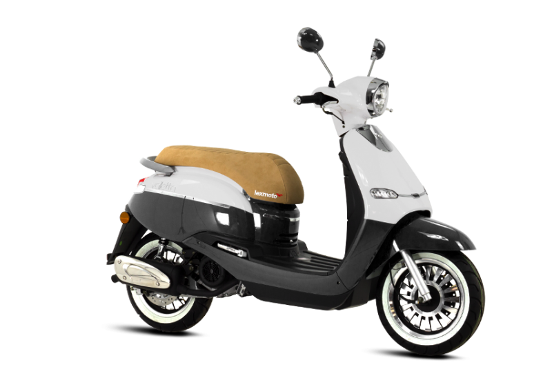Lexmoto | Valletta 125 | ZN125T-Y | Znen Scooters | 125cc Scooters
