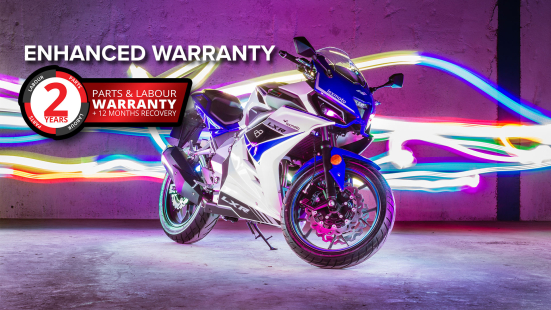 Lexmoto Adventure Club Now Offering Enhanced Labour Warranty