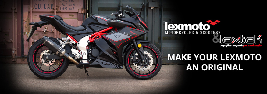 Make Your Lexmoto an Original